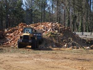 Downey Trees Log Yard, Norcross, GA
