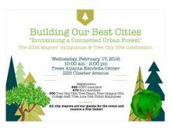 front Mayors Symposium card