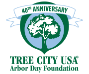 Tree City USA 40th