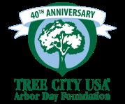 Tree City USA 40th
