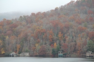Lake Burton - Rabun County 11-08-17