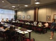 Five-Year Plan meets in Macon