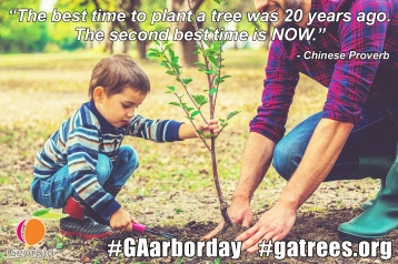 GA Arbor Day Meme