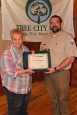 Tree City USA Walnut Grove 2018