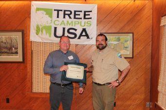UGA Tree Campus USA 2018 Athens