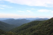 Still Mainly Green 10-02-18 R.Russell Scenic Hwy just no. of Hogpen Gap